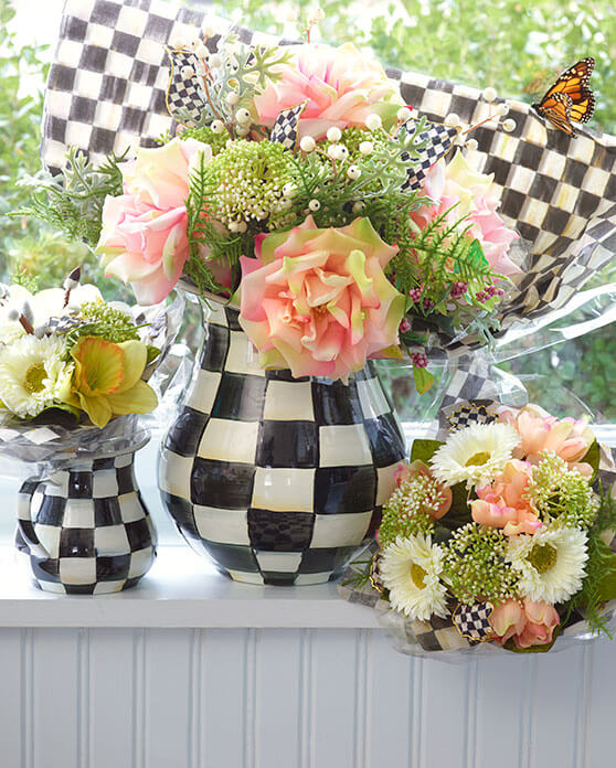 Zehrs Wedding Flowers: MacKenzie-Childs