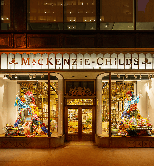 Mackenzie Childs New York Ny